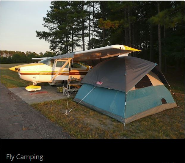 Fly Camping