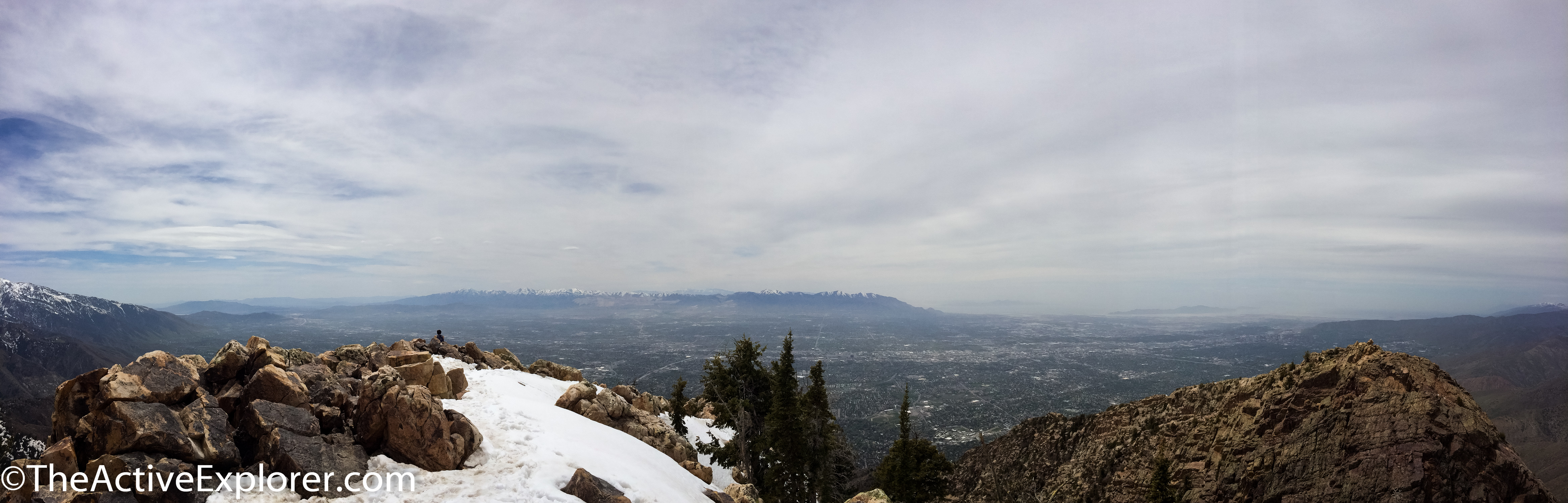 Mount Olympus, Salt Lake Valley