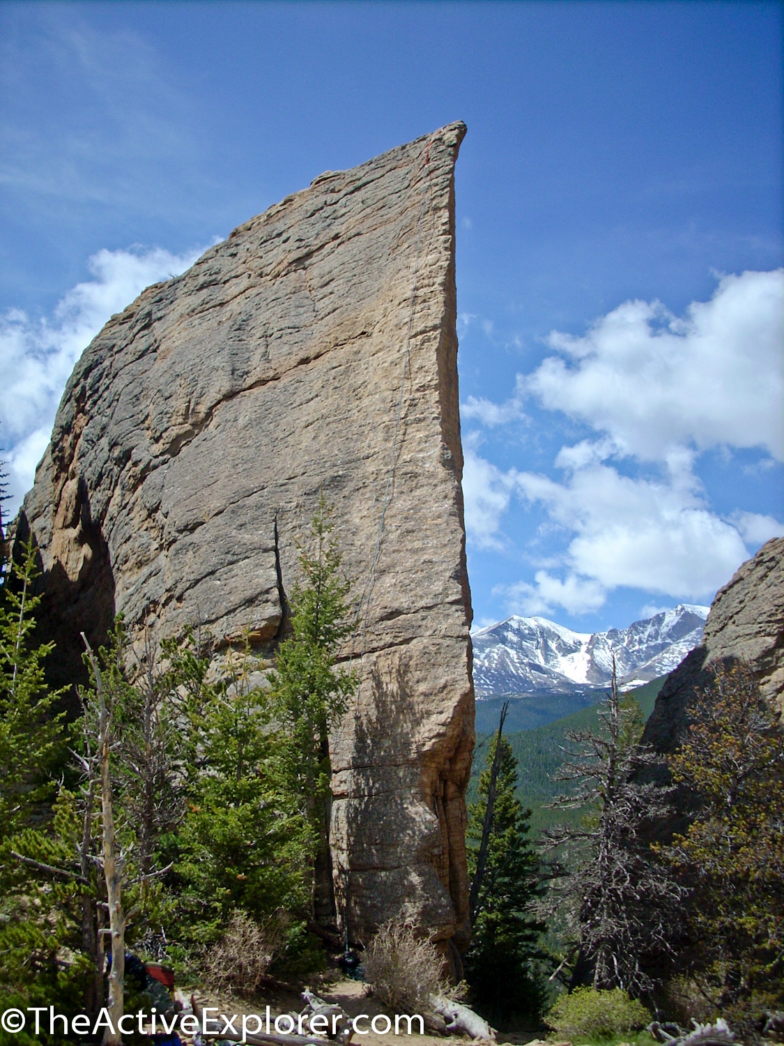The Edge of Time, Estes Park